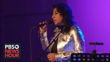 Pakistani musician Arooj Aftab blends Rumi with reggae