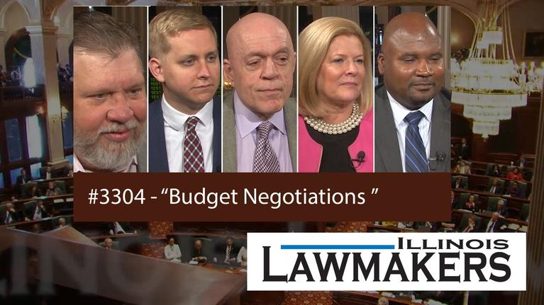 Illinois Lawmakers: S33 E04: Budget Negotiations