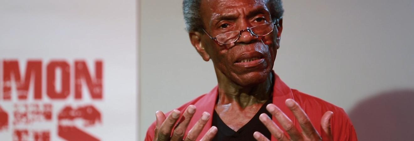 André De Shields in A Hill on Which to Drown