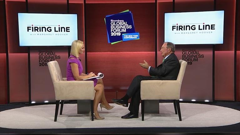 Firing Line: Michael Bloomberg