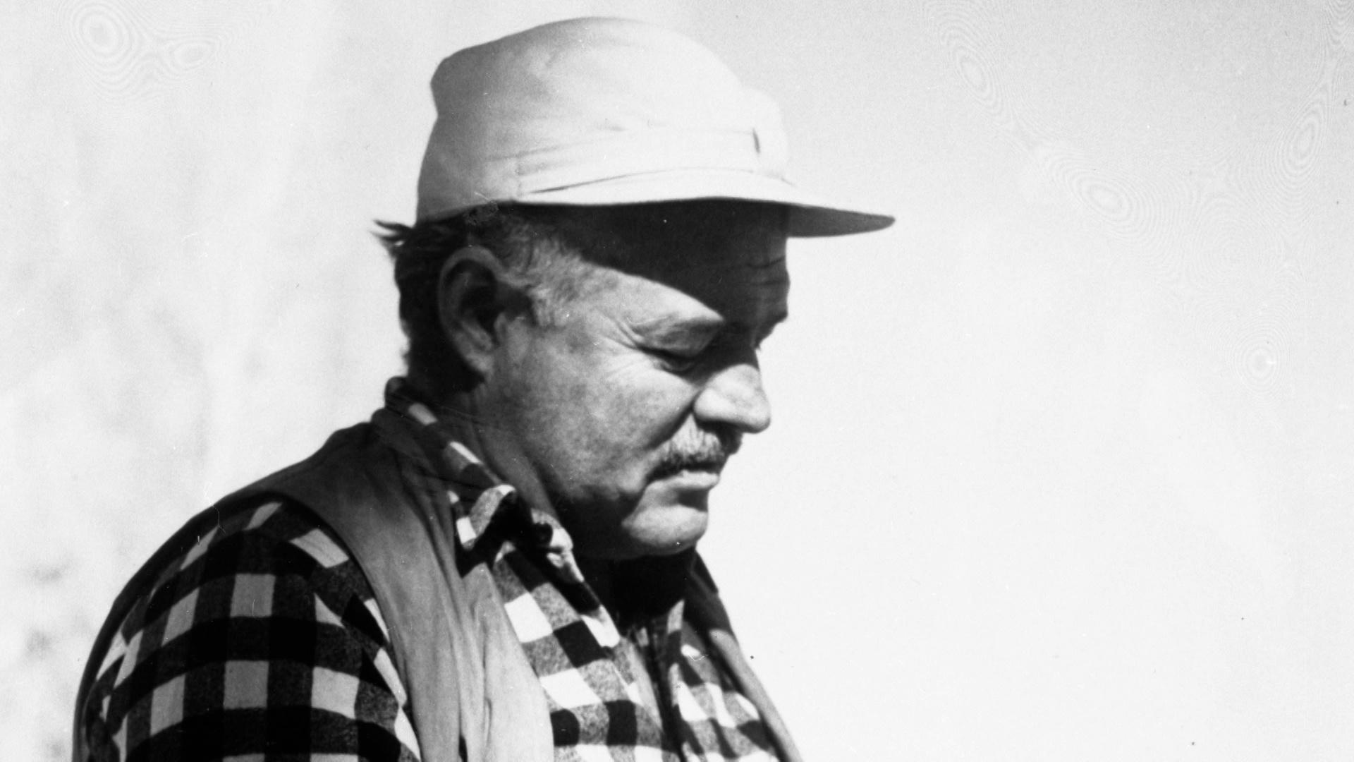 Short: Idaho's Hemingway