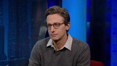 Amanpour and Company -- BuzzFeed CEO Jonah Peretti on Free Speech & the Internet Age