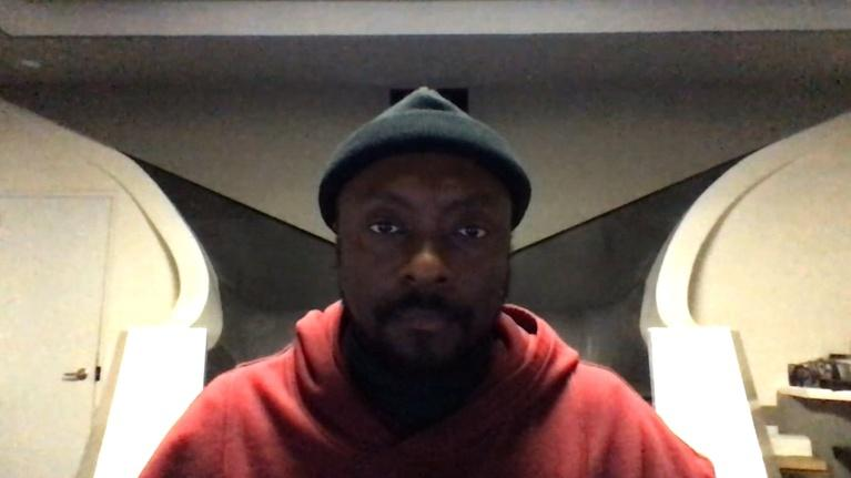 Amanpour and Company: Will.i.am on His New Single Inspired by Global Resilience