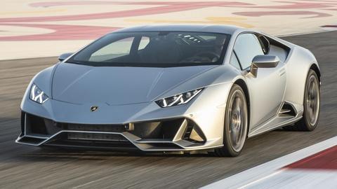 S39 E30: 2020 Lamborghini Huracan EVO & 2020 Mercedes-Benz GLC 300