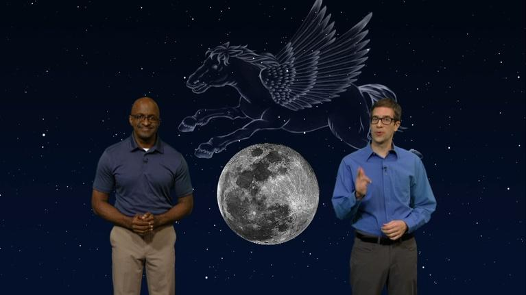 Star Gazers: A Flying Horse and Another Lunar Leapfrog! | Sept 23-29th