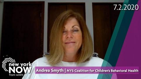 Andrea Smyth on Children and Mental Health