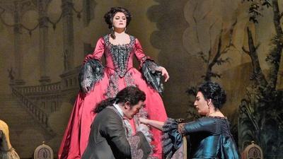 Great Performances | Fedra's Monologue