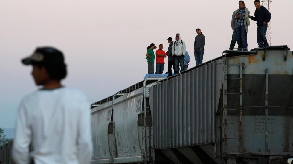 Central American migrants face uncertain future in Mexico image