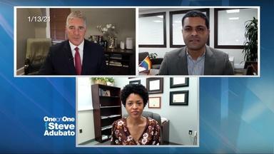 Dr. Elnahal & Dr. Pernell; John Harmon; Carlos Medina