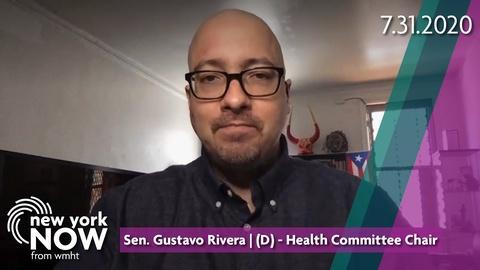 Sen. Gustavo Rivera (D) | Health Committee Chair