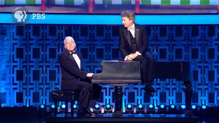 Mark Twain Prize: Martin and Martin Perform |The Mark Twain Prize
