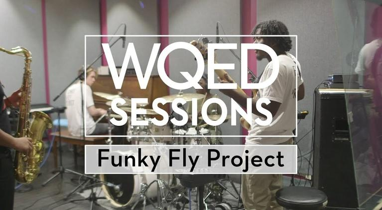 WQED Sessions: Funky Fly Project