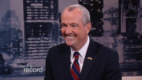 Democratic Gubernatorial Nominee Phil Murphy