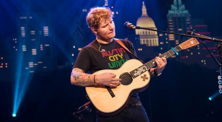 Austin City Limits: Ed Sheeran