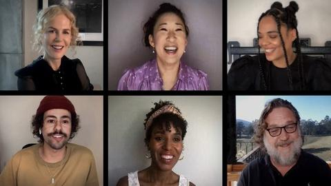 Variety Studio: Actors on Actors -- Sandra Oh, Kerry Washington and more (Preview)