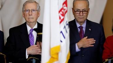 News Wrap: Senate ends police reform talks