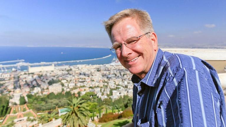 Arizona PBS Previews: Rick Steves Holy Land: Israelis and Palestinians Today