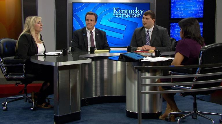 Kentucky Tonight: Commissioner of Ag; Auditor of Public Accounts; State Treas