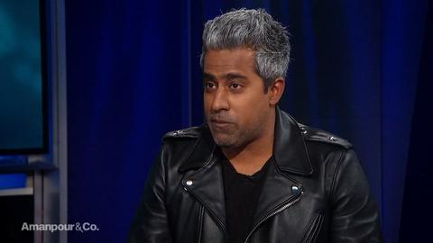 Amanpour and Company -- Anand Giridharadas on Society's Global Elites