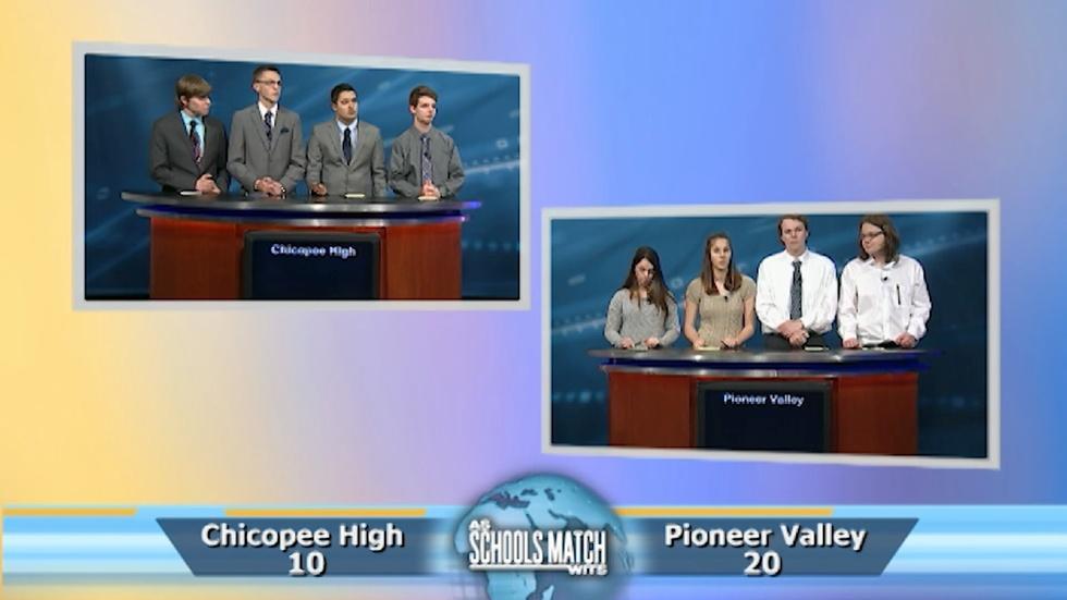 Chicopee High vs. Pioneer Valley Regional (May 6, 2017) image