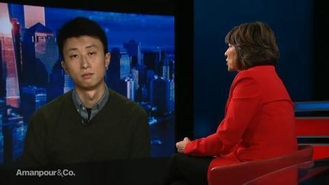 "Amanpour and Company -- Bing Liu on his Film ""Minding the Gap"""