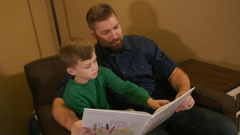 In Your Community: Shared Reading Time with Your Kids! | Parent Tips Calendar