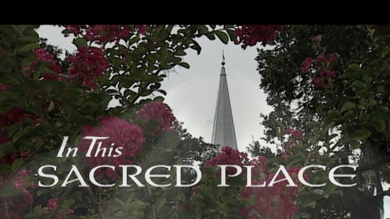 Carolina Stories: In This Sacred Place