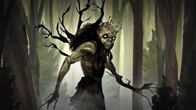 Leshy: The Slavic Lord of the Forest