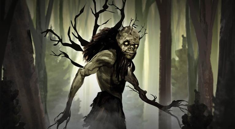 Monstrum: Leshy: The Slavic Lord of the Forest