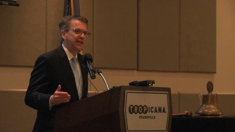 Evansville Rotary Club: Regional Voices: Mayor Lloyd Winnecke, State of the City