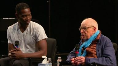 In Conversation with Peter Brook