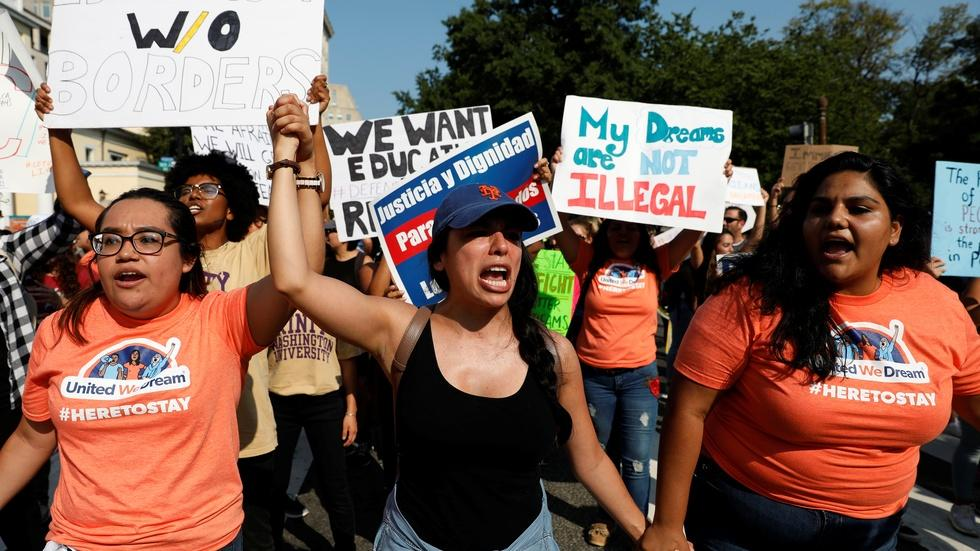 DACA revoked, what should the U.S. do for young immigrants? image
