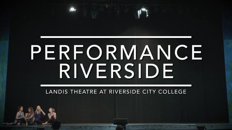 Expressions of Art: Performance Riverside