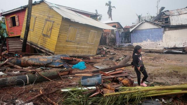 Battered by storms, Central America struggles to recover