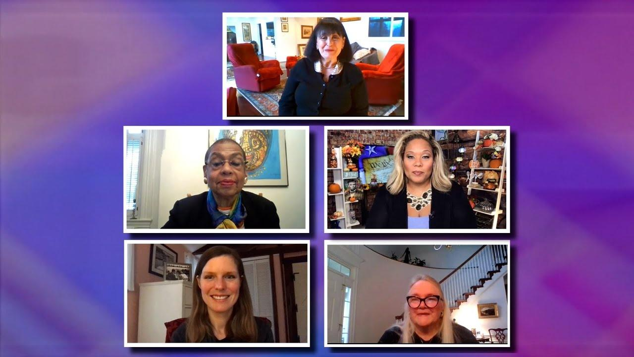 Post Election Show: COVID & Women; The Women's Vote