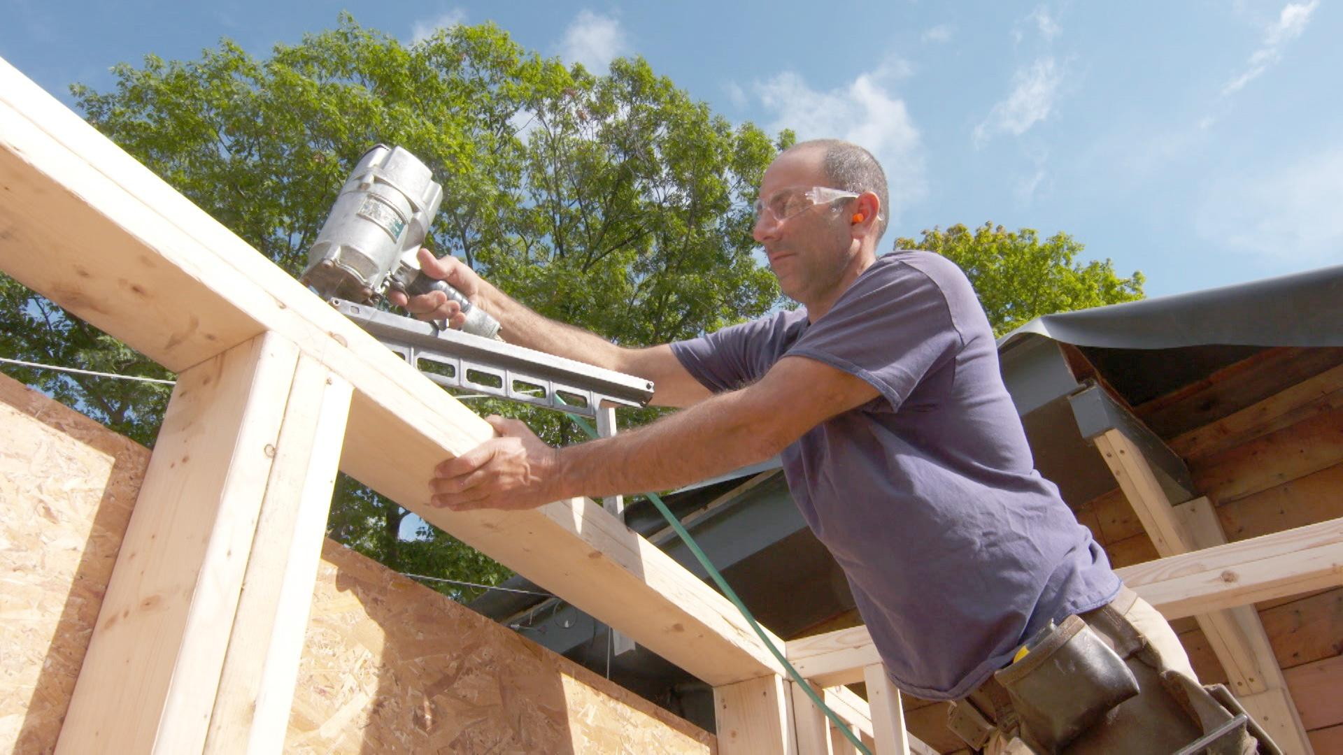 Norm Revisits Skylights | Brookline Mid-century Modern House