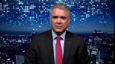 Colombian President Iván Duque on the Migration Crisis
