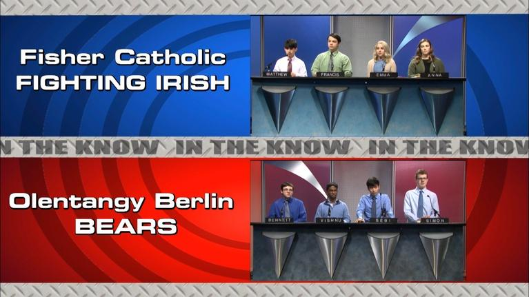 In The Know: Fisher Catholic vs. Olentangy Berlin