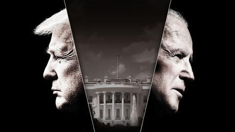 FRONTLINE -- La Elección 2020: Trump vs. Biden
