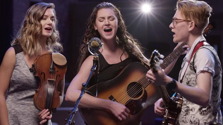 David Holt's State of Music: The Burnett Sisters and Willow Dillon