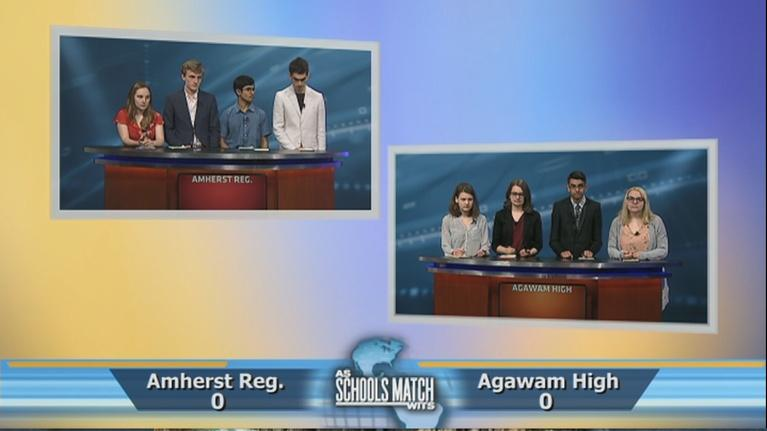 As Schools Match Wits: Quarterfinal #1: Amherst vs. Agawam (May 12, 2018)