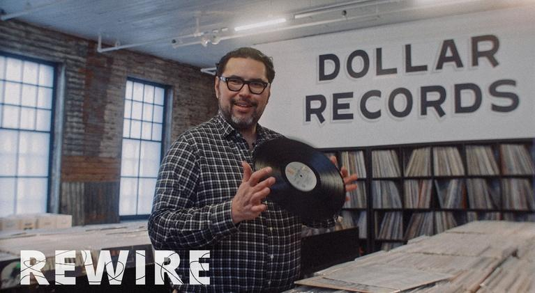 Rewire: Why Do We Miss Vinyl Records?