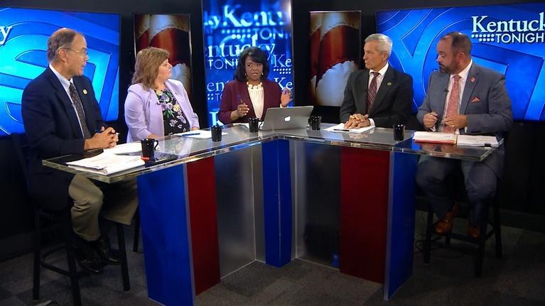 Kentucky Tonight: Quasi-Governmental Pensions