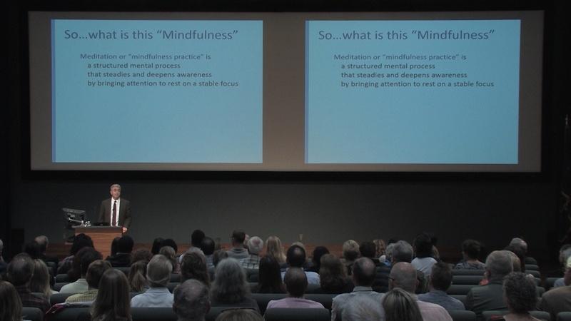 Michael Baime, MD - Mindfullness for Life