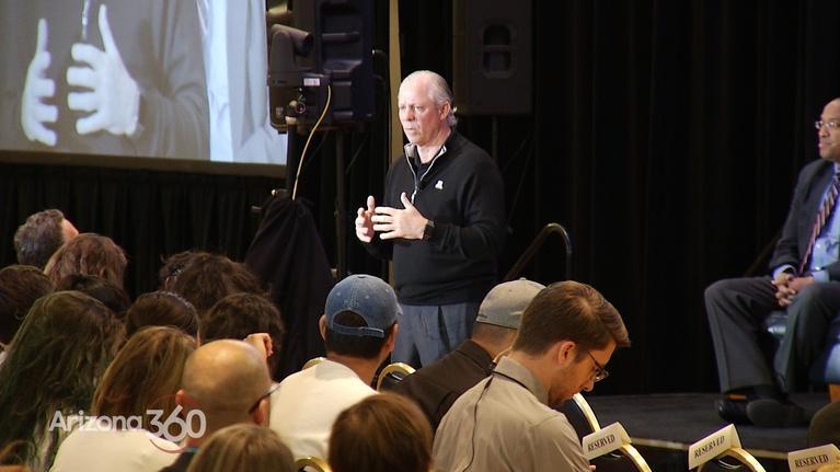 Arizona 360: UA President on Free Speech; Interstate 11 Public Hearing;
