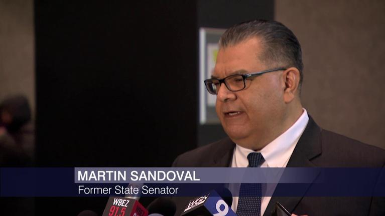 Chicago Tonight: Former State Senator Pleads Guilty to Bribery, Tax Fraud