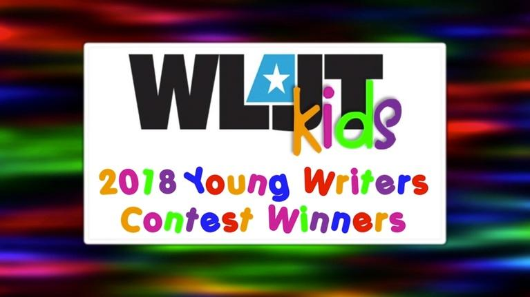 WLJT Specials: 2018 Young Writers Contest, Kindergarten, First Place