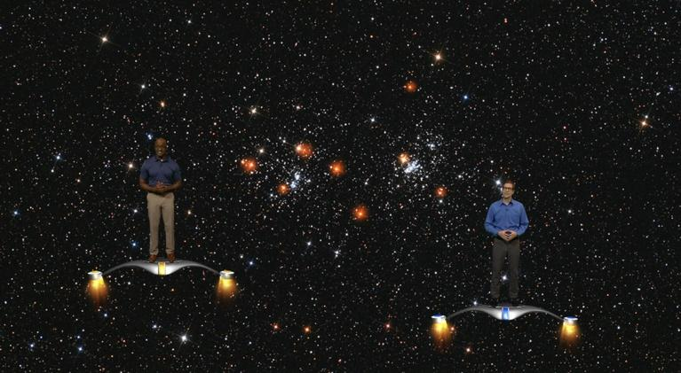 Star Gazers: Perseus and the Seven Sisters | Sept 30 - Oct 6th | 5 Min