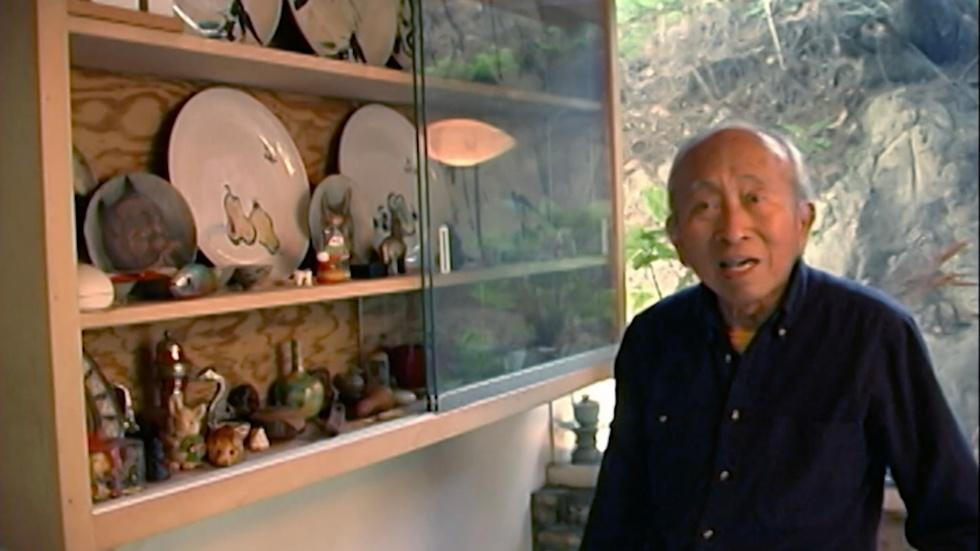 Tyrus Wong at the advent of Chinese Modern home decor image