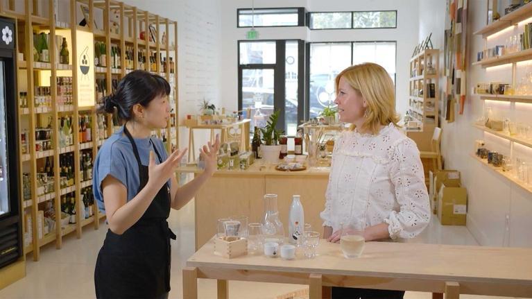 tasteMAKERS: Den Sake Brewery